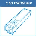 2.5G DWDM SFP