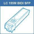 LC 155M BIDI SFP